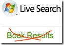 Live Search Books