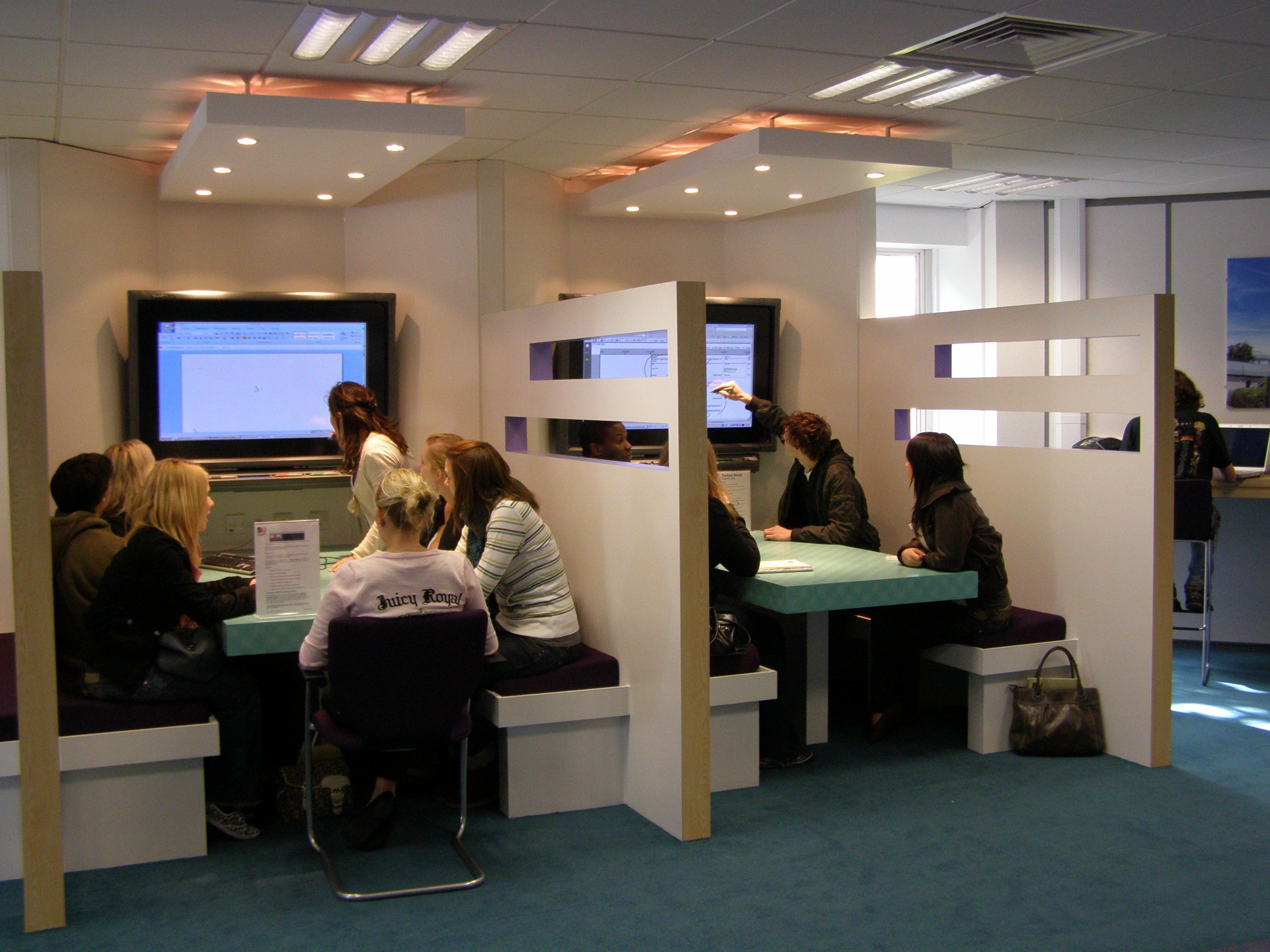 Panlibus Blog » Blog Archive » Bournemouth University library talks with Talis about its Outstanding Library Team shortlisting