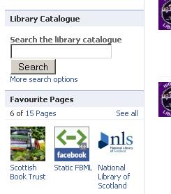 Prism Blog » Blog Archive » Highland Libraries Facebook Prism search